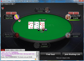 PokerStars screenshot